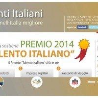 Il Premio Talento Italiano 2014