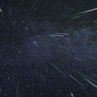 Le meteore Perseidi, le stelle cadenti di Agosto o lacrime di San Lorenzo