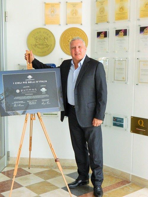 Patrick Recasens - Pullman Timi Ama Sardegna con Certificazione Astronomitaly