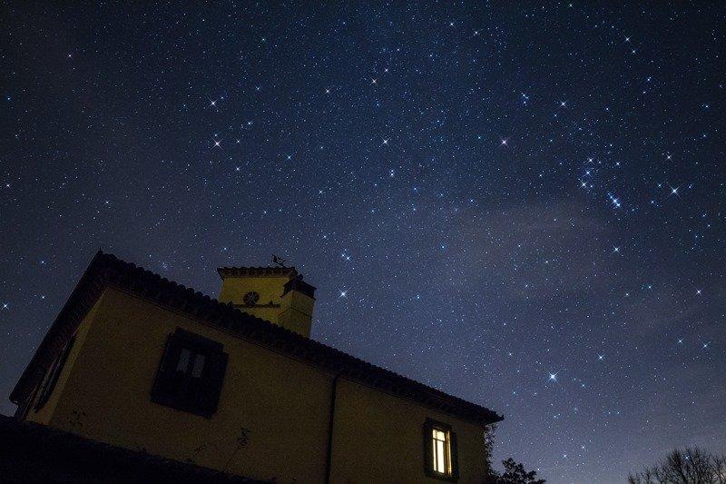 Il Torrino del Povile - Certificazione I cieli più belli d'Italia di Astronomitaly