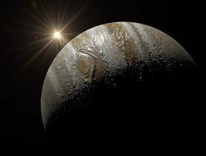 giove pianeta stella