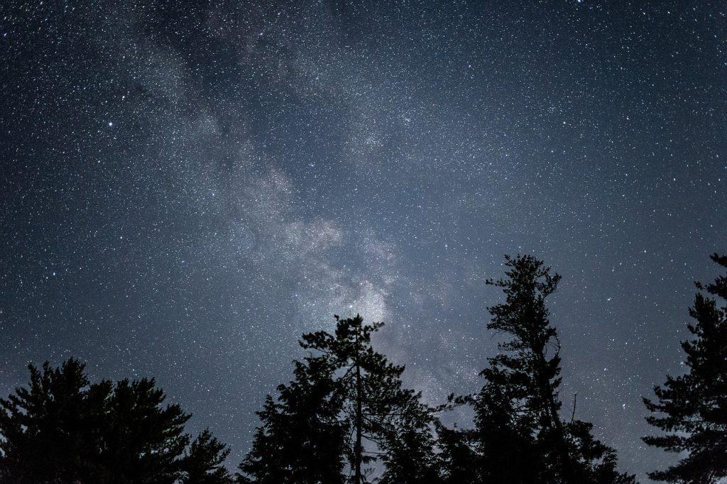 stelle galassia via lattea