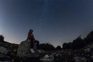 borgo rocca massima osservare stelle
