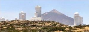 osservatorio teide canarie