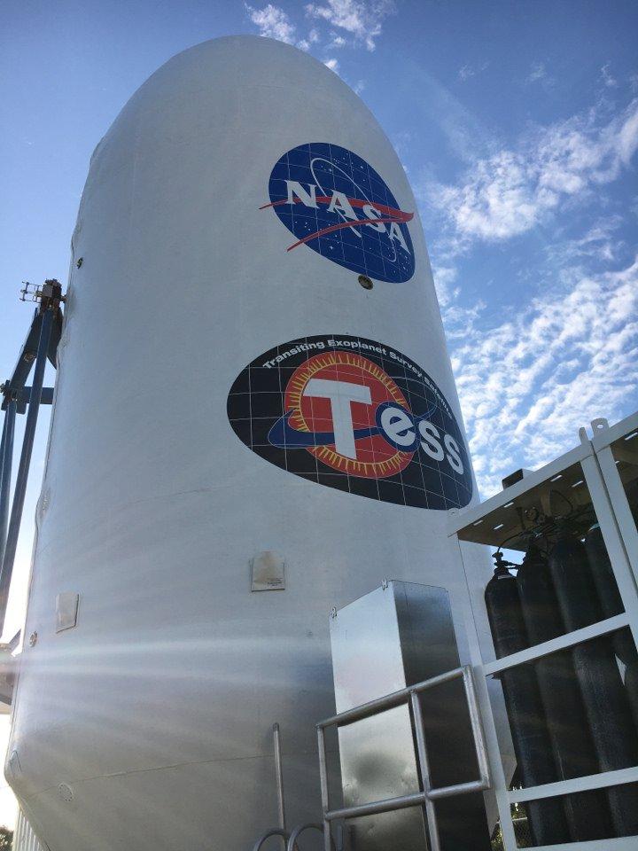 satellite TESS NASA