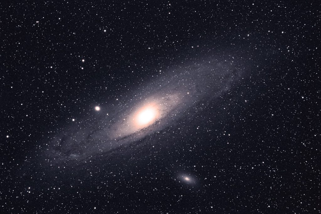 galassia andromeda m31