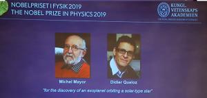premi nobel 2019 fisica