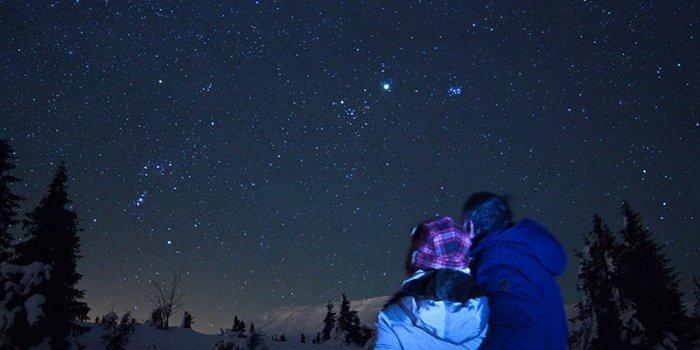astrotour guardare le stelle