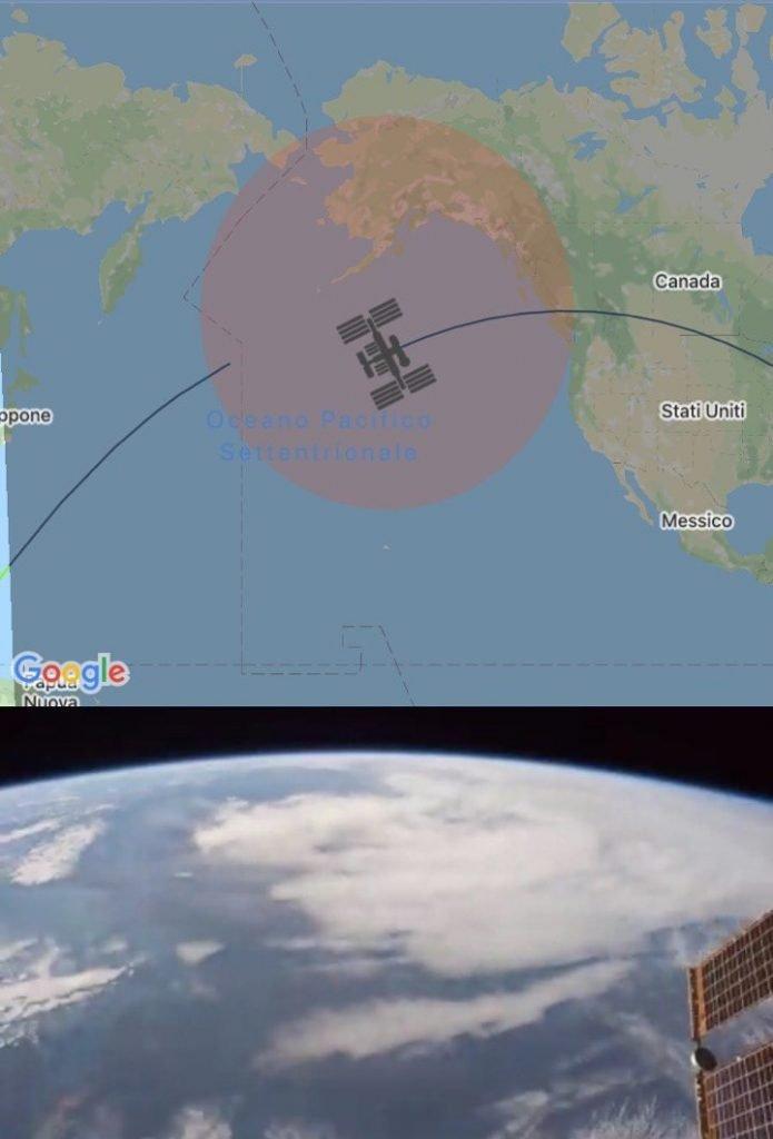 App di astronomia ISS