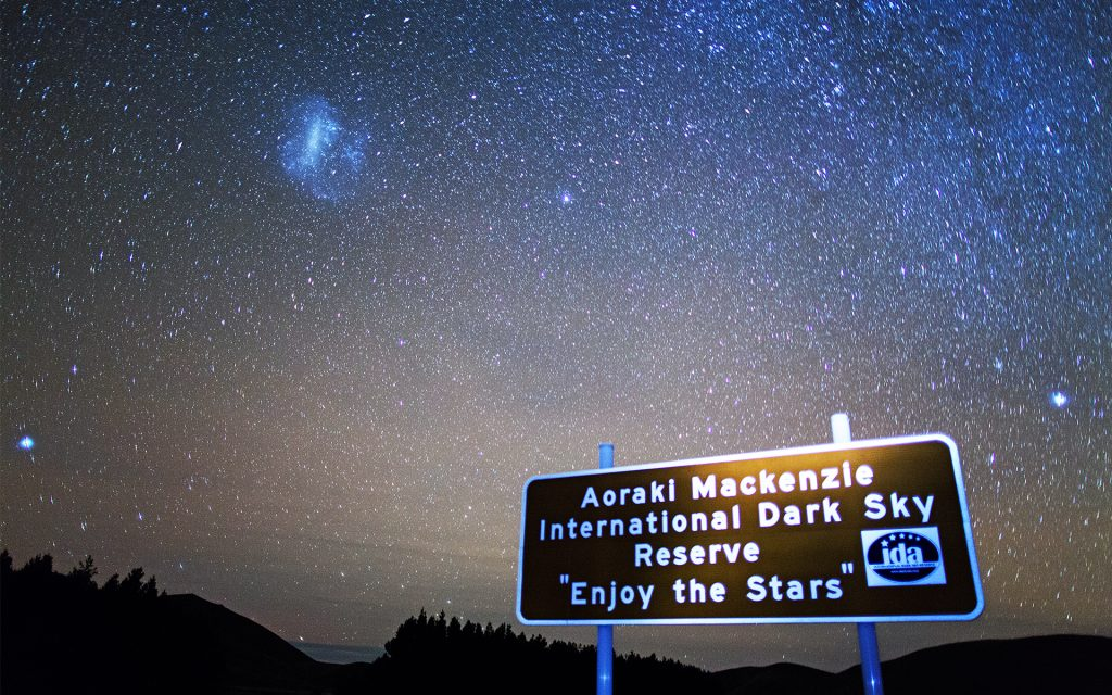 Aoraki Dark Sky Reserve