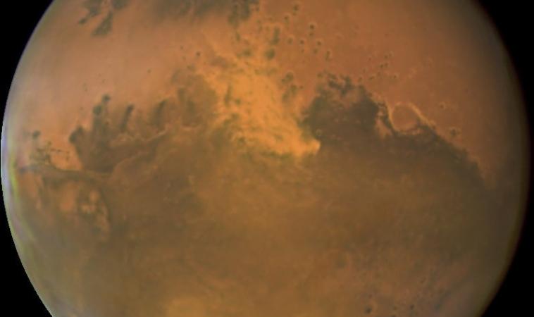 Incontro tra Marte e la Terra in Diretta – 30 Maggio 2016
