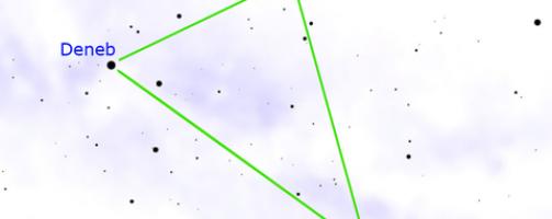 Vega, Deneb, Altair: osservare il Triangolo Estivo | Astronomitaly