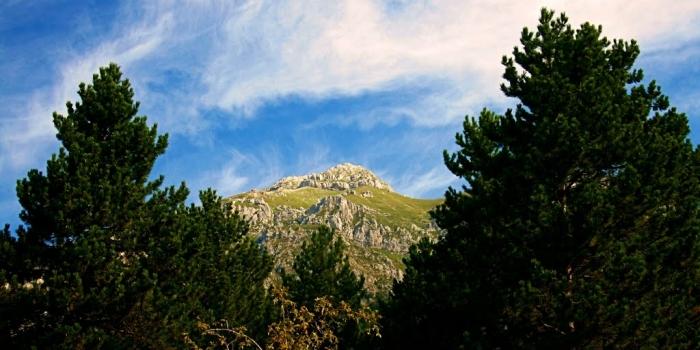 Abruzzo - Fonte Cerreto, Assergi (AQ)