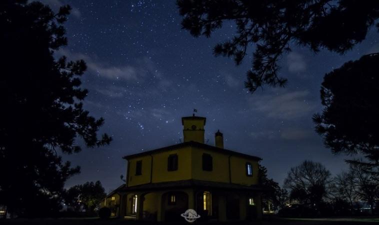 Dove osservare le stelle a Viterbo: Agriturismo Torrino del Povile