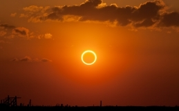 Eclissi Anulare di Sole in diretta VIDEO | 1 Settembre 2016