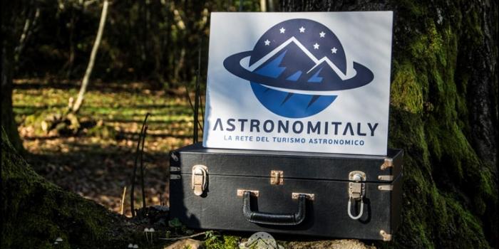 Una foto di Astronomitaly alla Festa dell'Albero