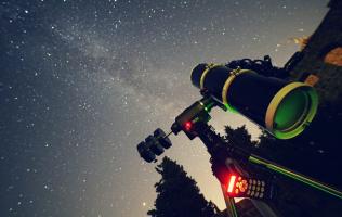 In viaggio tra le stelle