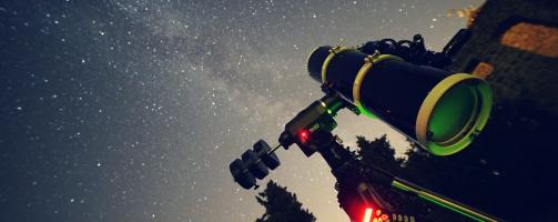 Serate Astroturistiche: tra location esclusive e meraviglie della volta celeste