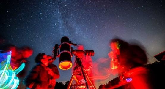 Animazione Astronomica
