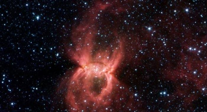 Nebulosa Vedova Nera