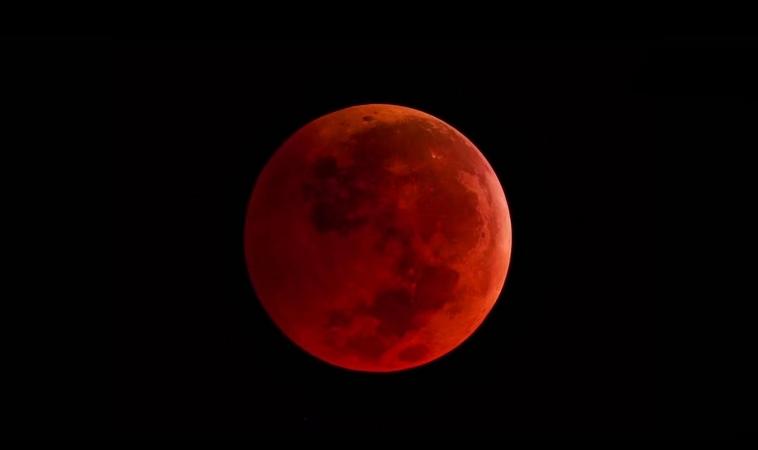 Eclissi di Luna in Diretta – 8 Ottobre 2014