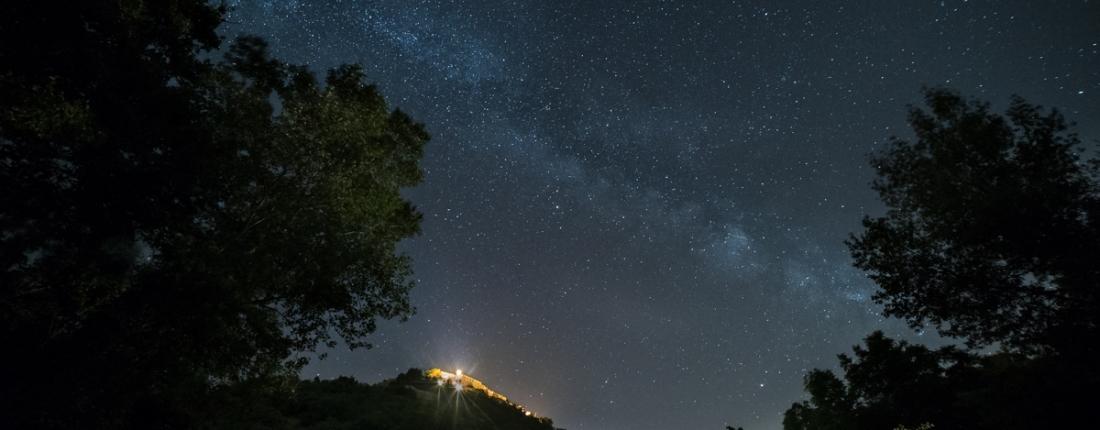"""Il Borgo di Labro è fra """"I cieli più belli d'Italia"""" e festeggia il 10 Agosto"""