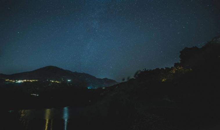 """Capo di Lago di Darfo Boario Terme è certificato tra """"I cieli più belli d'Italia"""""""