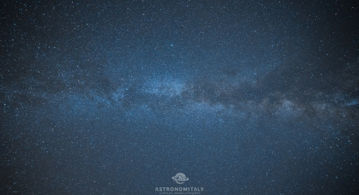 Il cielo stellato di Casa Calypso a Carloforte - Isola di San Pietro
