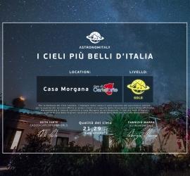 "Certificazione ""I cieli più belli d'Italia"""