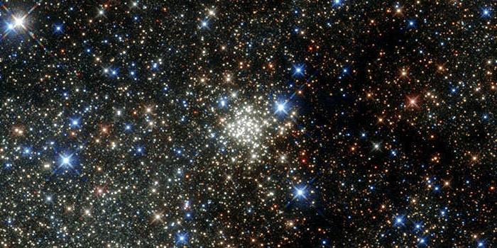 Cluster di Stelle nella Via Lattea - Credits: NASA, ESA
