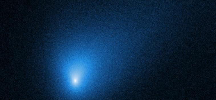 Natale in compagnia della prima cometa interstellare mai scoperta