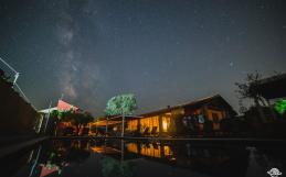 """Country Resort Le Due Ruote è certificato tra """"I cieli più belli d'Italia"""""""