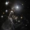 La nebulosa Nuvola Fantasma (Ghost Cloud Nebula)