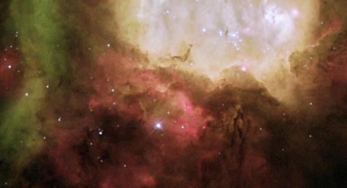 NGC 2080 - La Nebulosa Testa di Fantasma