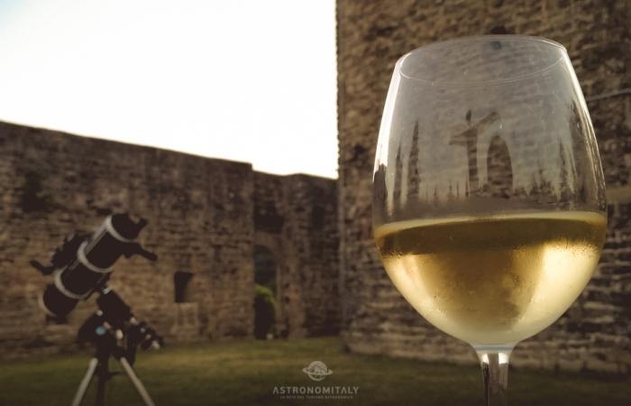 Grigliate Astronomiche Astronomitaly Slow Tourism Castello di Petroia
