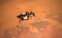 [VIDEO LIVE STREAMING] Atterraggio su Marte! Diretta della sonda InSight dal canale ufficiale NASA HDTV