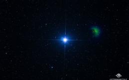 Le 20 stelle più brillanti del cielo notturno