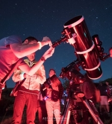 Osservazione delle Stelle e del Sole con i Telescopi
