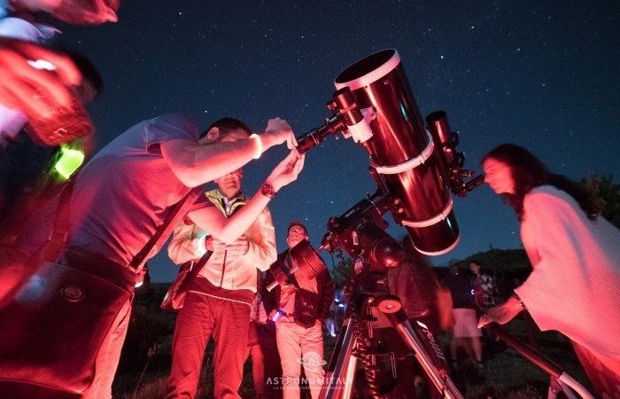 Un esperienza di osservazione delle Stelle con i Telescopi