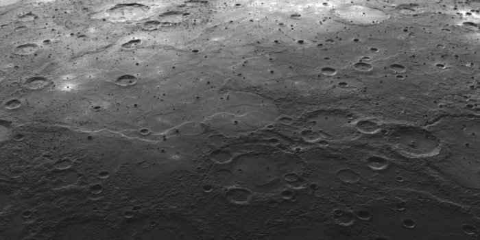 Mercury - Copyright NASA, JHU APL, CIW
