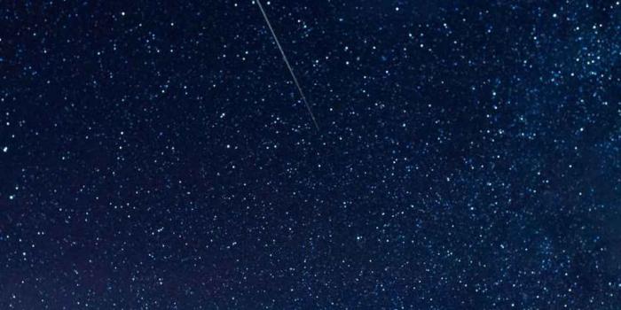 Perseid Meteor Shower - Copyright NASA/Bill Ingalls