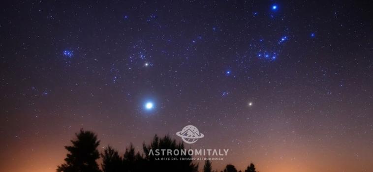 Astroturismo, a Febbraio un weekend per guardare le stelle ad Ariccia!