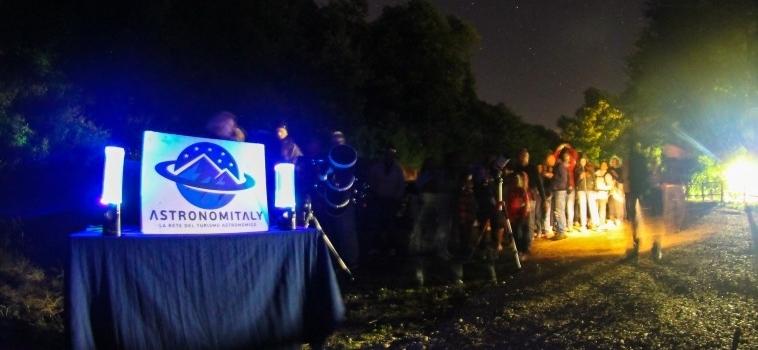 Boom di partecipanti per Occhi su Saturno sui Castelli Romani
