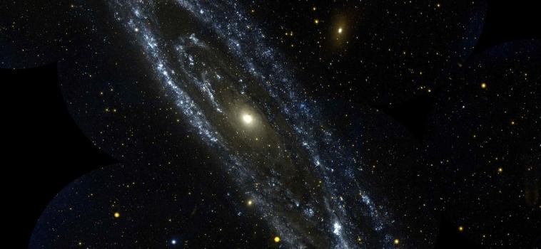 Quando la Galassia di Andromeda colliderà con la Via Lattea? Lo studio