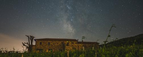 """Podere La Doccia in Toscana è certificato tra """"I cieli più belli d'Italia"""""""