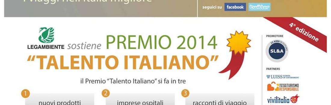 Astronomitaly vince il premio Talento Italiano 2014!