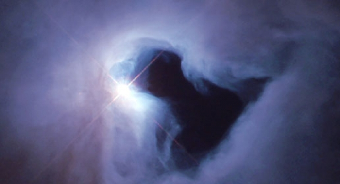 NGC 1999 - Nebulosa a riflessione