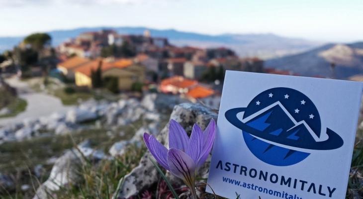 A Rocca Massima la visita del referente di Astronomitaly di Roma Fabrizio Marra