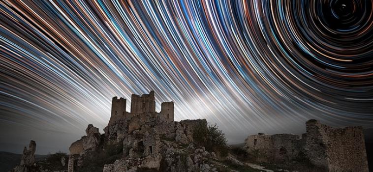 Un'avventura sotto le stelle a Rocca Calascio