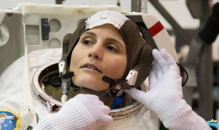 Samantha Cristoforetti, la prima donna italiana nello spazio